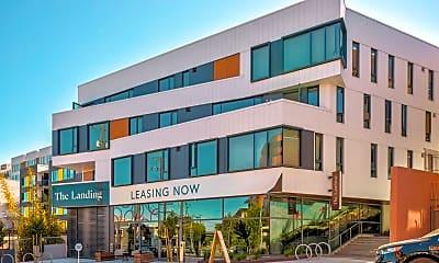 Leasing Office, The Landing, 2