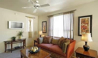 Living Room, The Villas at Camelback Crossing, 1