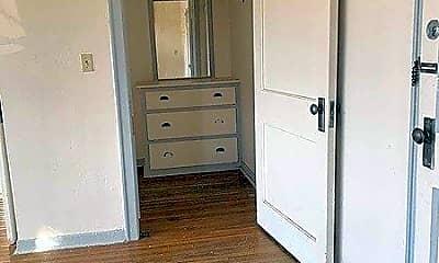 Bedroom, 1247 C St, 1