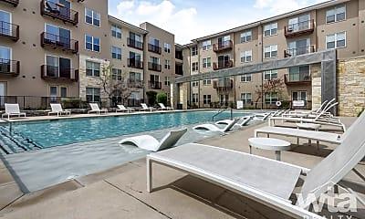 Pool, 3001 Esperanza Crossing, 2