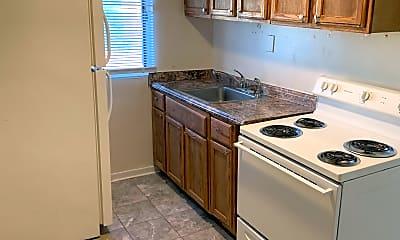 Kitchen, Midtown Apartment Living, 0