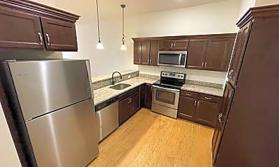 Kitchen, 99 Pine St, 1