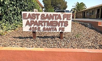 East Santa Fe Apartments, 1