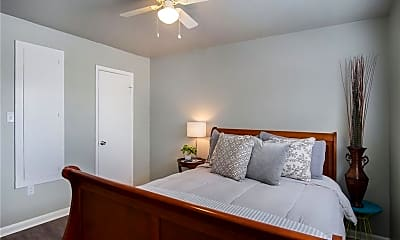 Bedroom, 3300 S College Ave A8, 2