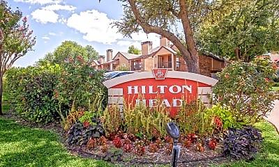 Community Signage, Hilton Head Apartments, 2