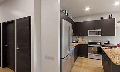 Kitchen, Starliner Apartments, 1