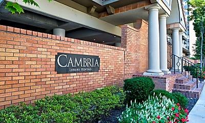 Community Signage, Cambria Luxury Rentals, 2