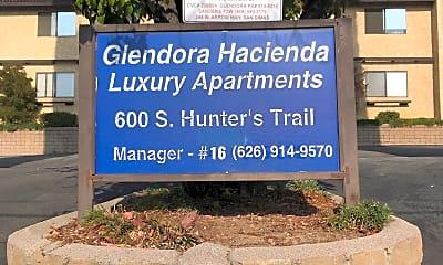 Glendora Hacienda Luxury Apartments, 1