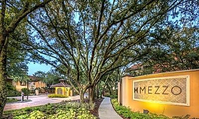 Community Signage, Mezzo of Tampa Palms, 0