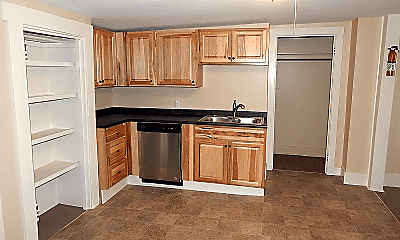 Kitchen, 110 Essex St, 1