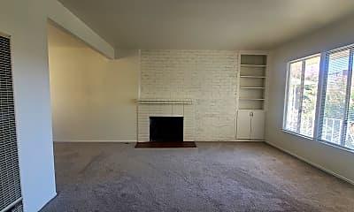 Living Room, 891 Huntington Dr, 1