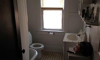 Bathroom, 310-316 W. Fourth Ave., 2