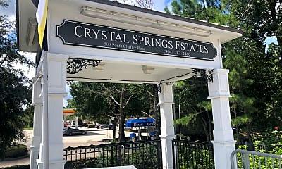 Crystal Springs Estates, 1