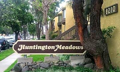 Huntington Meadows Apartments, 1
