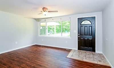 Living Room, 4745 Rainbow Dr, 1