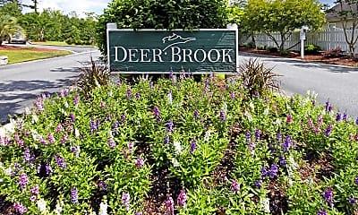 Community Signage, Deerbrook, 2