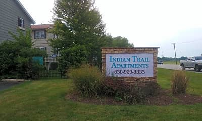 Indian trail apartments, 1