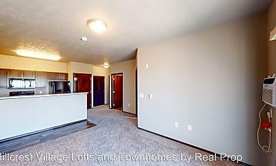 Living Room, 701 15th St. SE, 1
