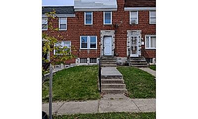Building, 4124 Balfern Ave, 0
