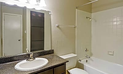 Bathroom, Andrews Square East, 2