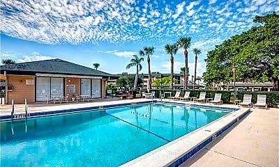 Pool, 601 Shreve St 31B, 1