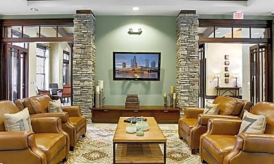 Living Room, Citrus Village, 1