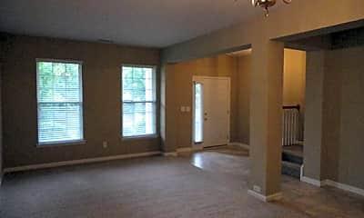 Living Room, 3407 Crutchfield Place, 1