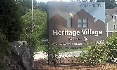 Heritage Village Apartments, 1