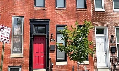 Building, 526 Laurens St, 0