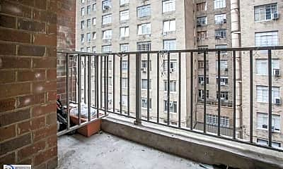 Building, 5 W 91st St, 2