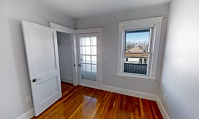 Bedroom, 52 Mansfield St #1, 2