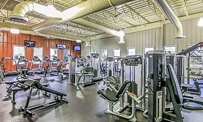 Fitness Weight Room, 1219 Promontory Lane, 2