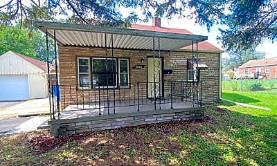 Building, 4030 North Union Street, 1