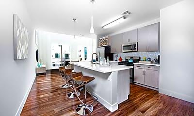 Kitchen, South Beach Apartments, 0