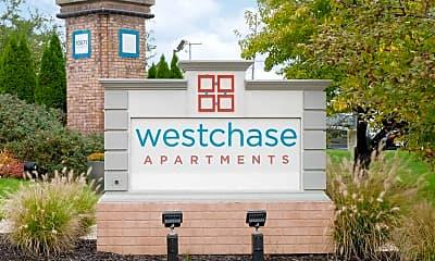 Community Signage, Westchase Apartments, 2
