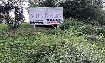 Villa Rivierra Apartments, 1