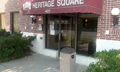 Heritage Square, 1