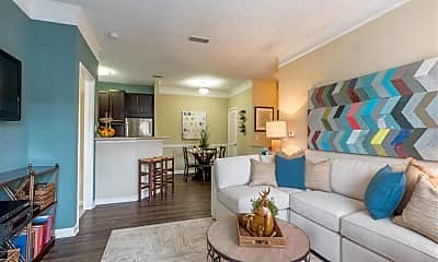 Living Room, Hannover Grand at Sandy Springs, 0