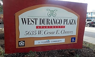 West Durango Plaza, 1