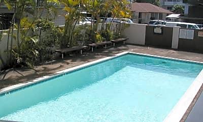 Pool, 725 Piikoi St, 2