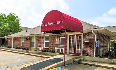 Community Signage, Meadowbrook, 0