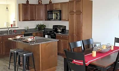 Kitchen, Hidden Oak Way, 1