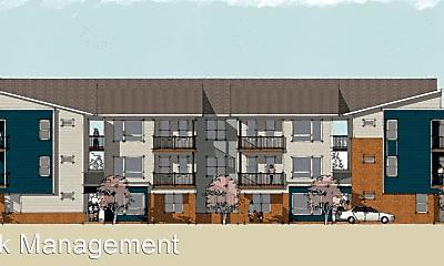 Building, 6319 Fox Rd, 2