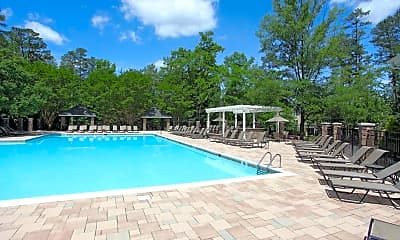 Pool, The Trails at Short Pump, 2