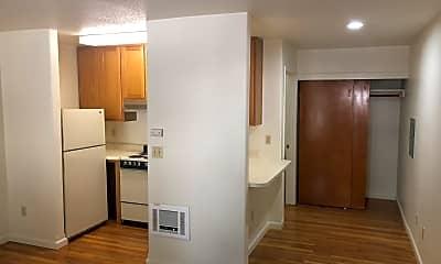 Kitchen, 435 South 6th Street, Unit 6, 1