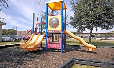 Playground, Town Square Apartments, 1