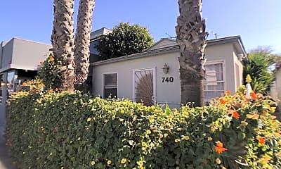 Building, 740 Washington Blvd, 0