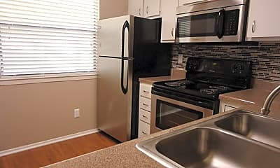 Kitchen, The Cottages on Edmonds, 1