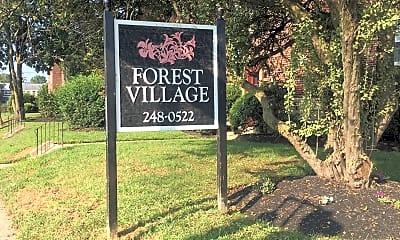 Forest Village, 1