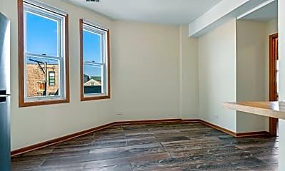 Bedroom, 1316 W 18th St 3M, 1